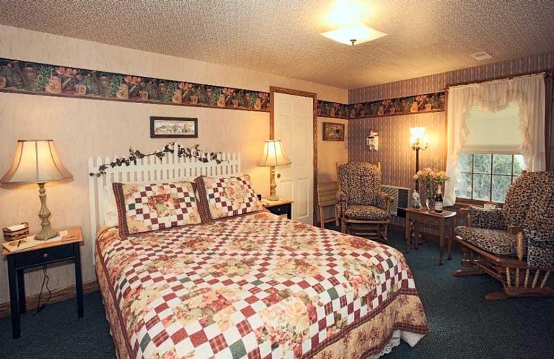 Garden Gate Bed And Breakfast Ohio